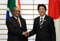 Japan to increase investment in SA