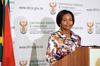 Minister Nkoana Mashabane to undertake a Public Participation Programme in Limpopo