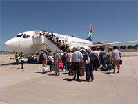 SAA continues flying to Brazil despite virus outbreak