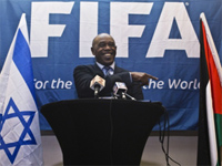 South African Candidate to Head World Soccer