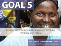 Empowering Women to Ensure Sustainable Development