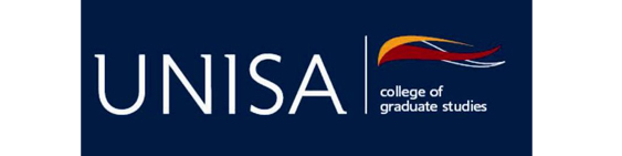Image result for UNISA College of Graduate Studies